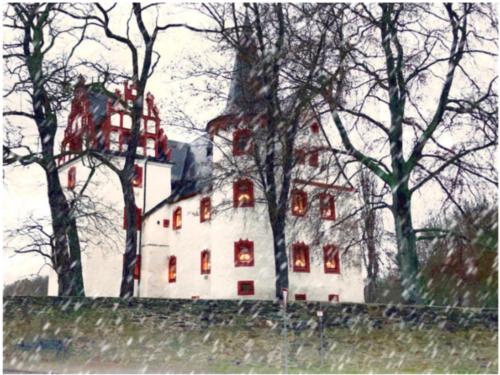 Schloss Netzschkau Bauplanung Kleinert